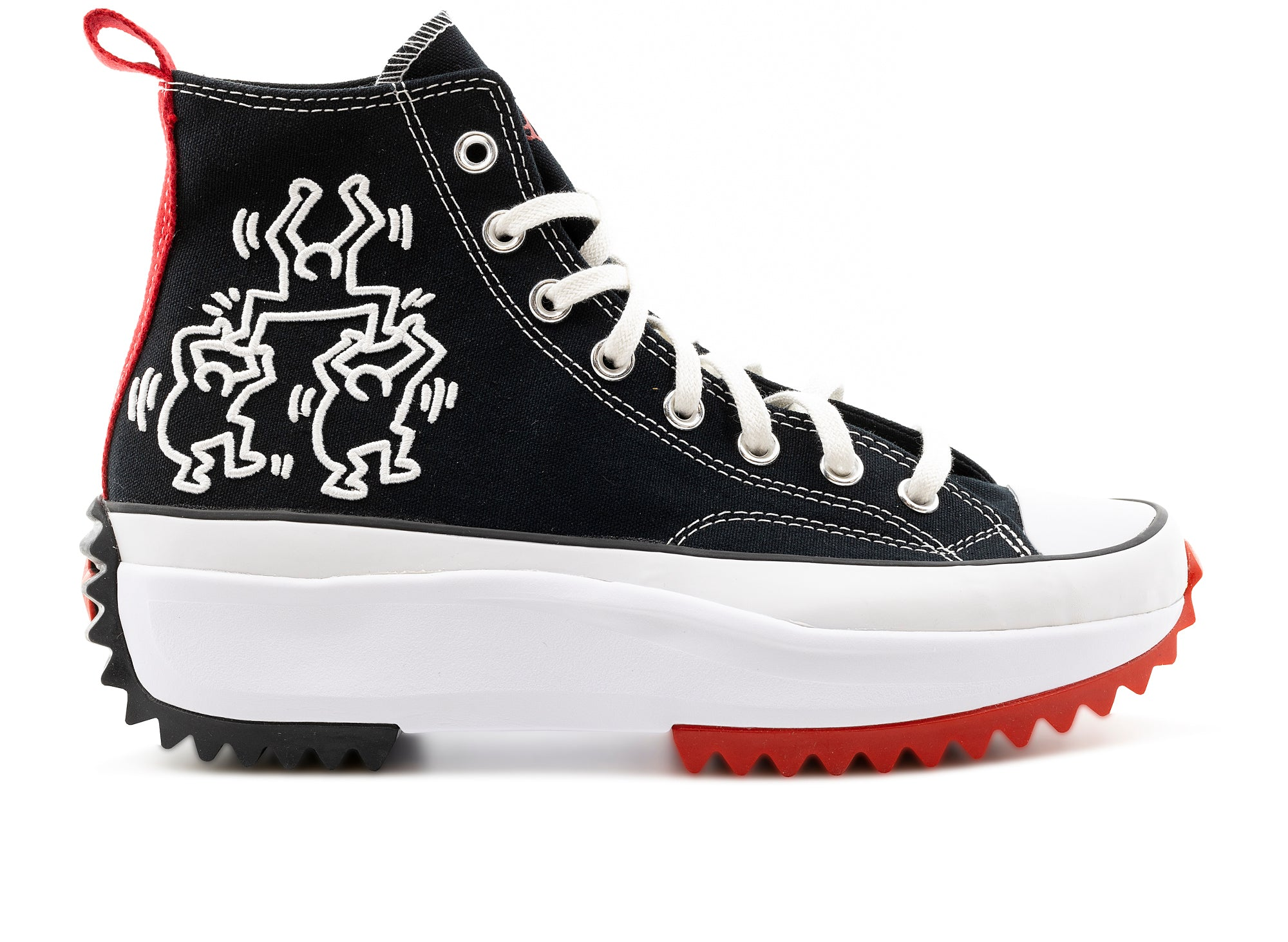 Converse x Keith Haring Run Star Hike Hi xld