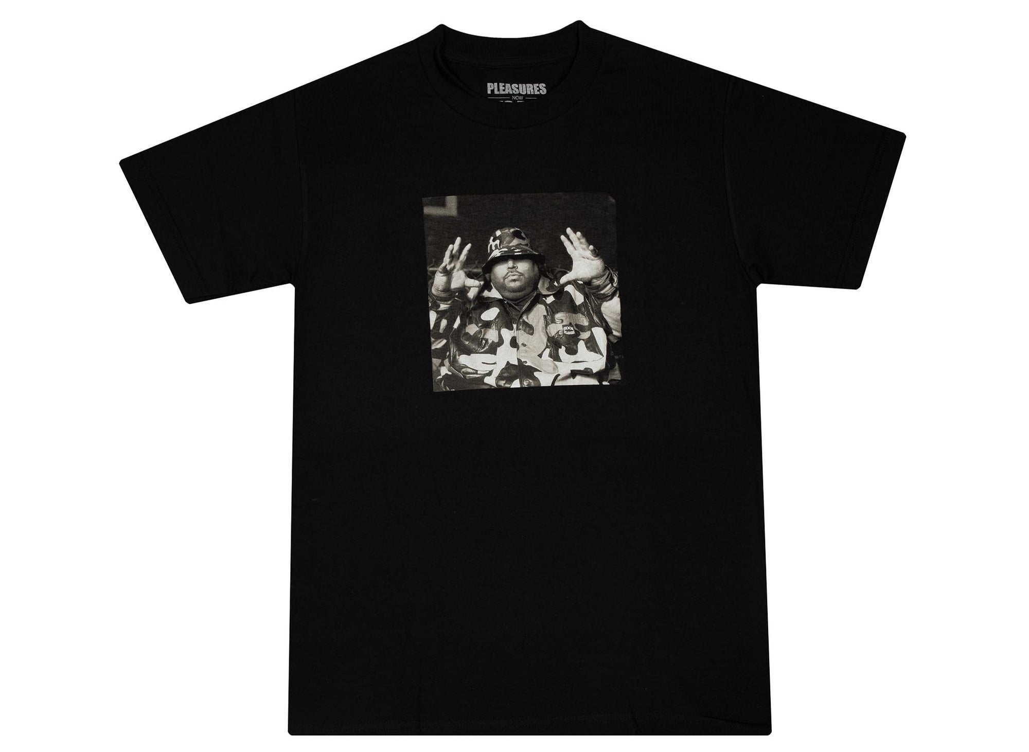 PLEASURES x BIG PUNISHER CHRISTOPHER TEE