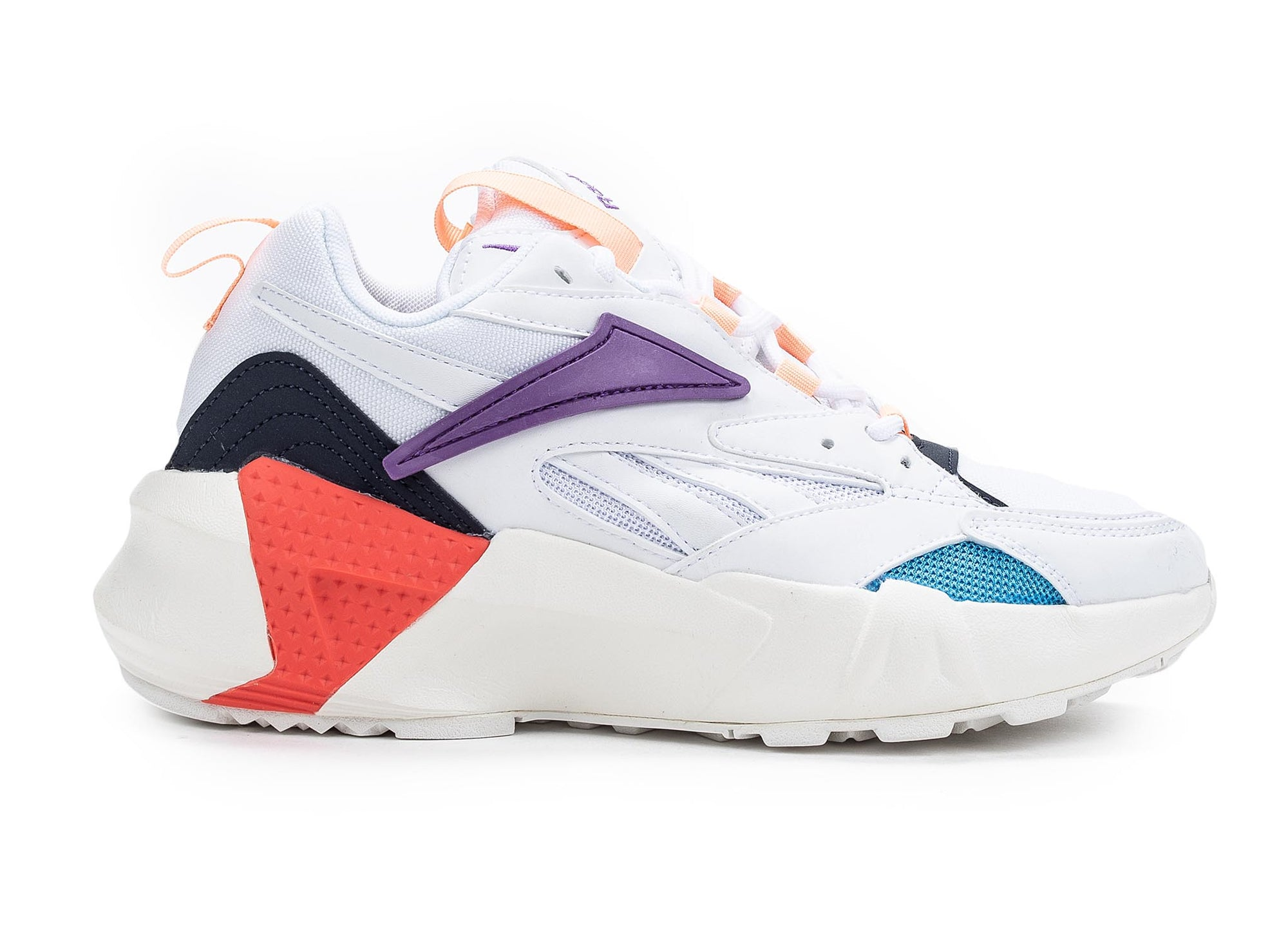 Women's Reebok Aztrek Double Nu Pops 'Grape Punch'