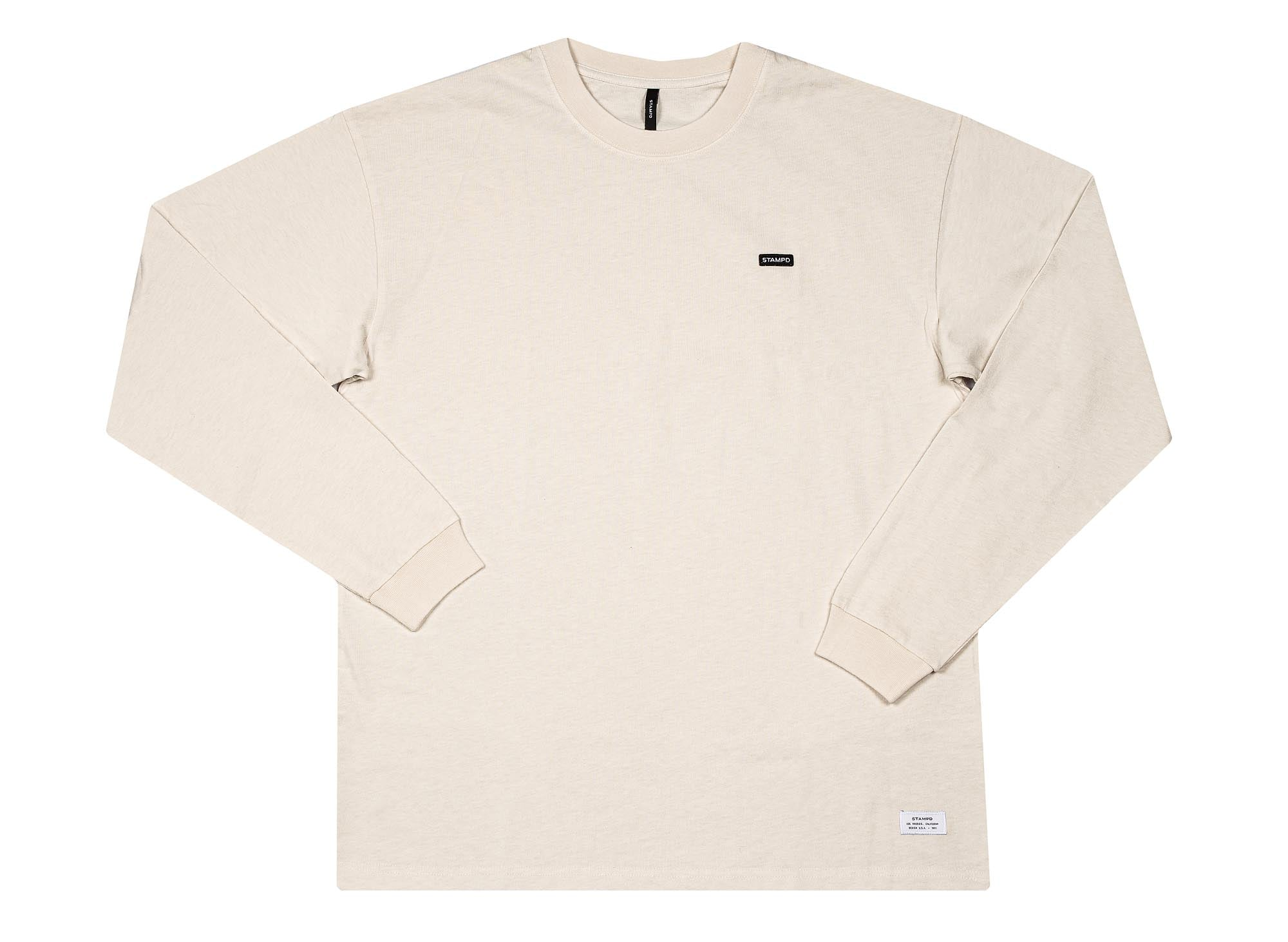 Stampd Box Logo Long Sleeve Tee