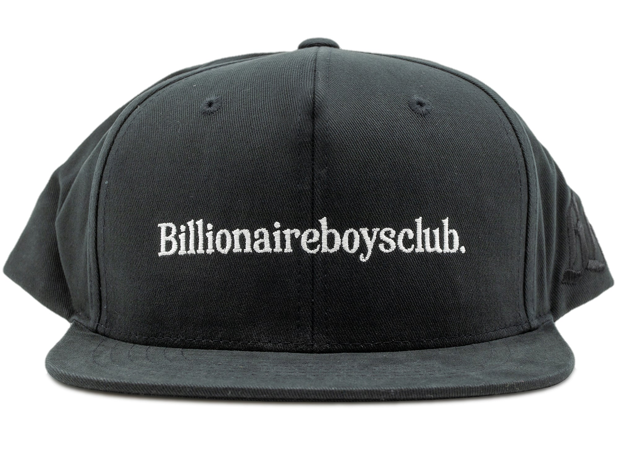 BBC Origins Panel Hat in Black xld