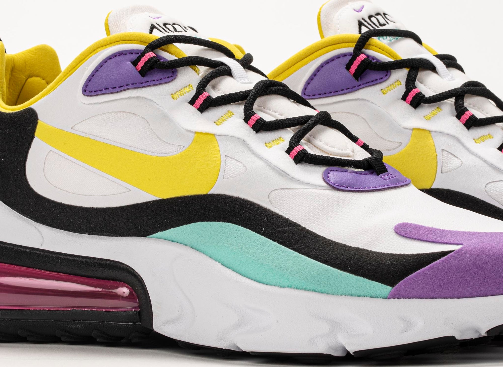 Nike Air Max 270 React 'Geometric Art'