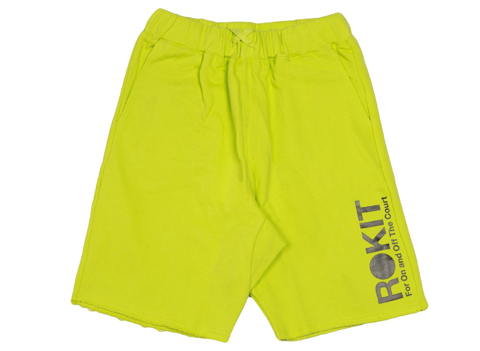 ROKIT the diver fleece shorts