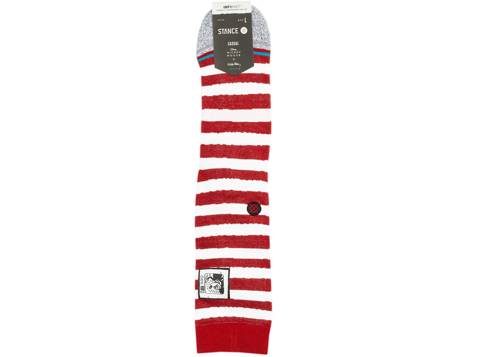 Stance Mickey TV Haring Mix Socks xld