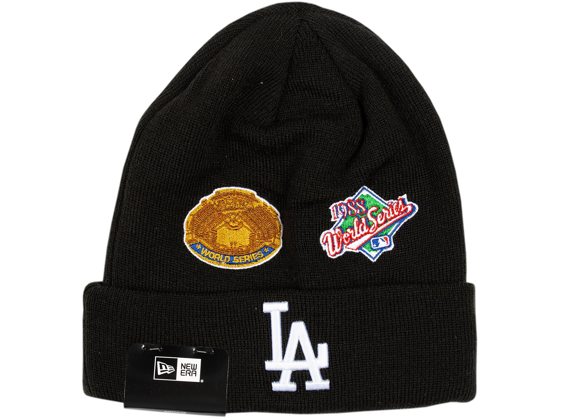 New Era Dodgers Knit Cuff Beanie xld
