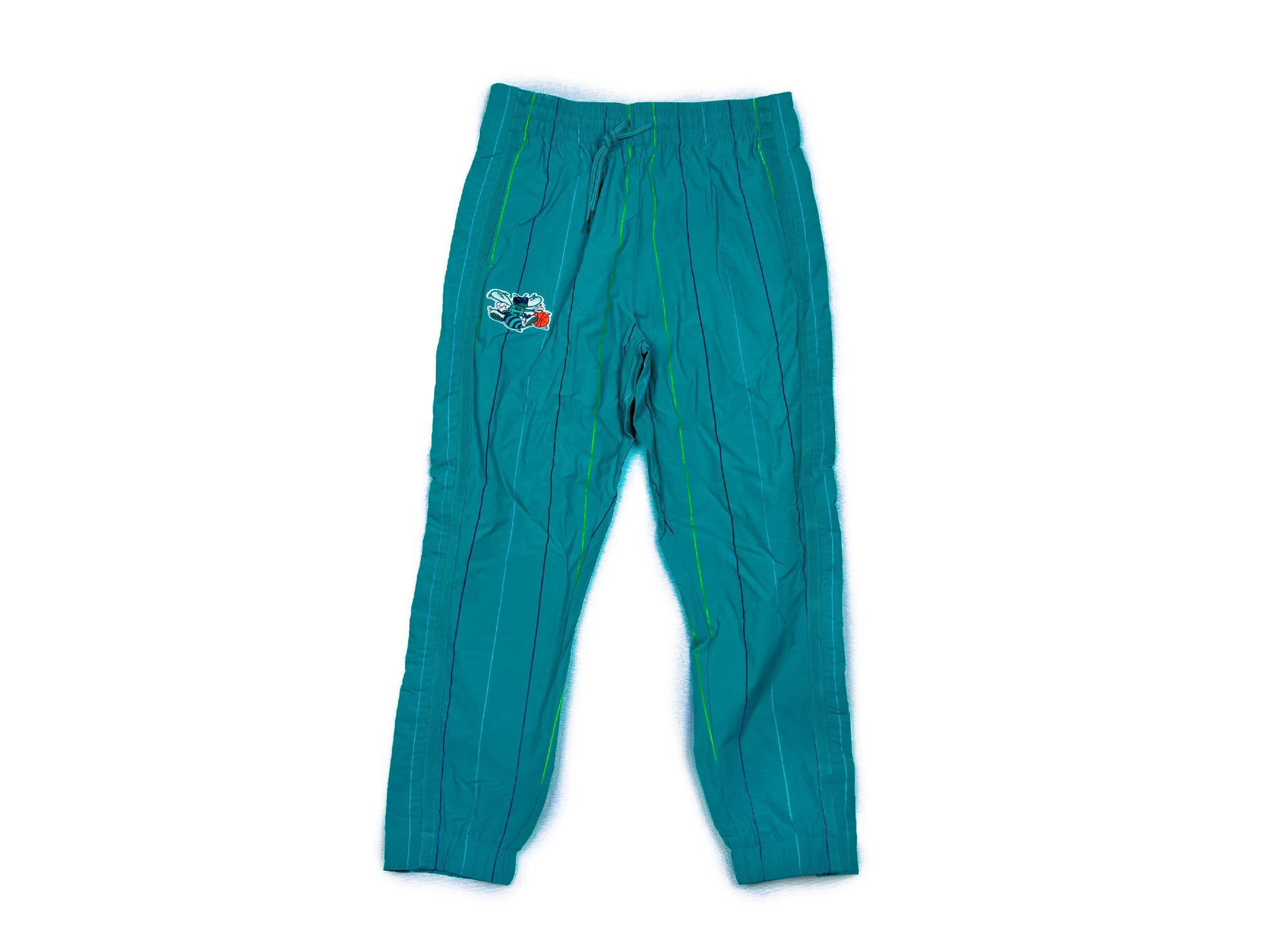 MITCHELL & NESS NBA LIFESTYLE TEAR AWAY JOGGERS 'HORNETS'