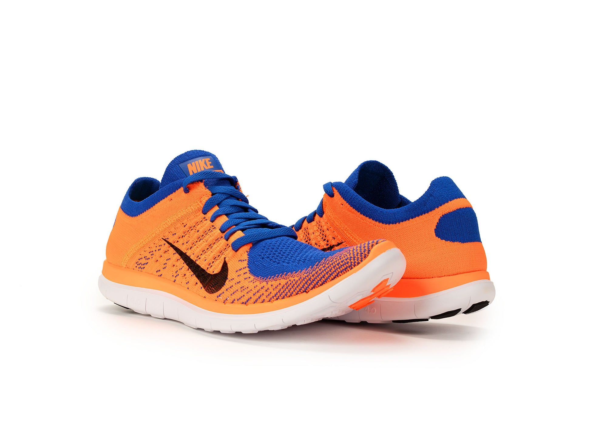 Men's Nike Free 4.0 Flyknit Running Shoes Availability: Out of stock $120.00