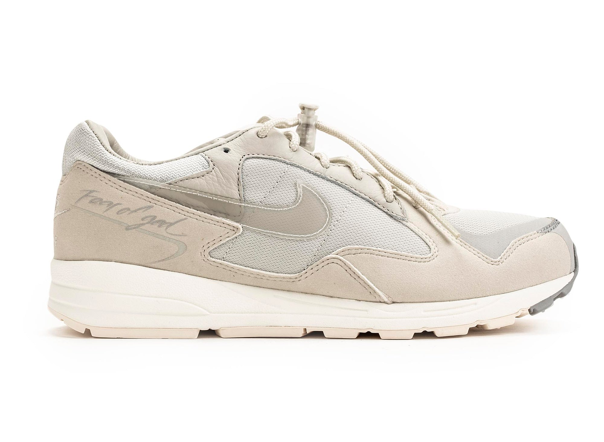 Fear of God x Nike Air Skylon II 'Light Bone'