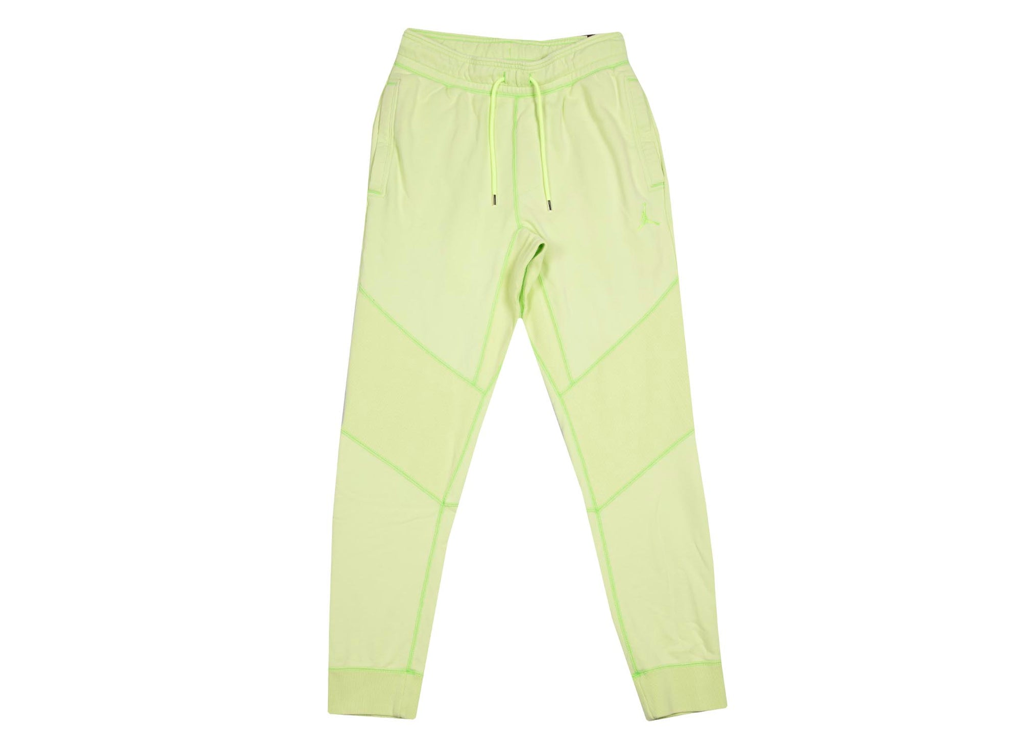 M J WINGS FLEECE PANT LOOP GHOST GREEN