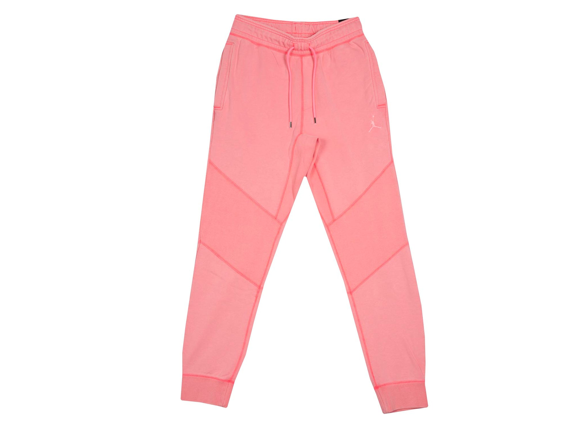 M J WINGS FLEECE PANT LOOP DIGITAL PINK