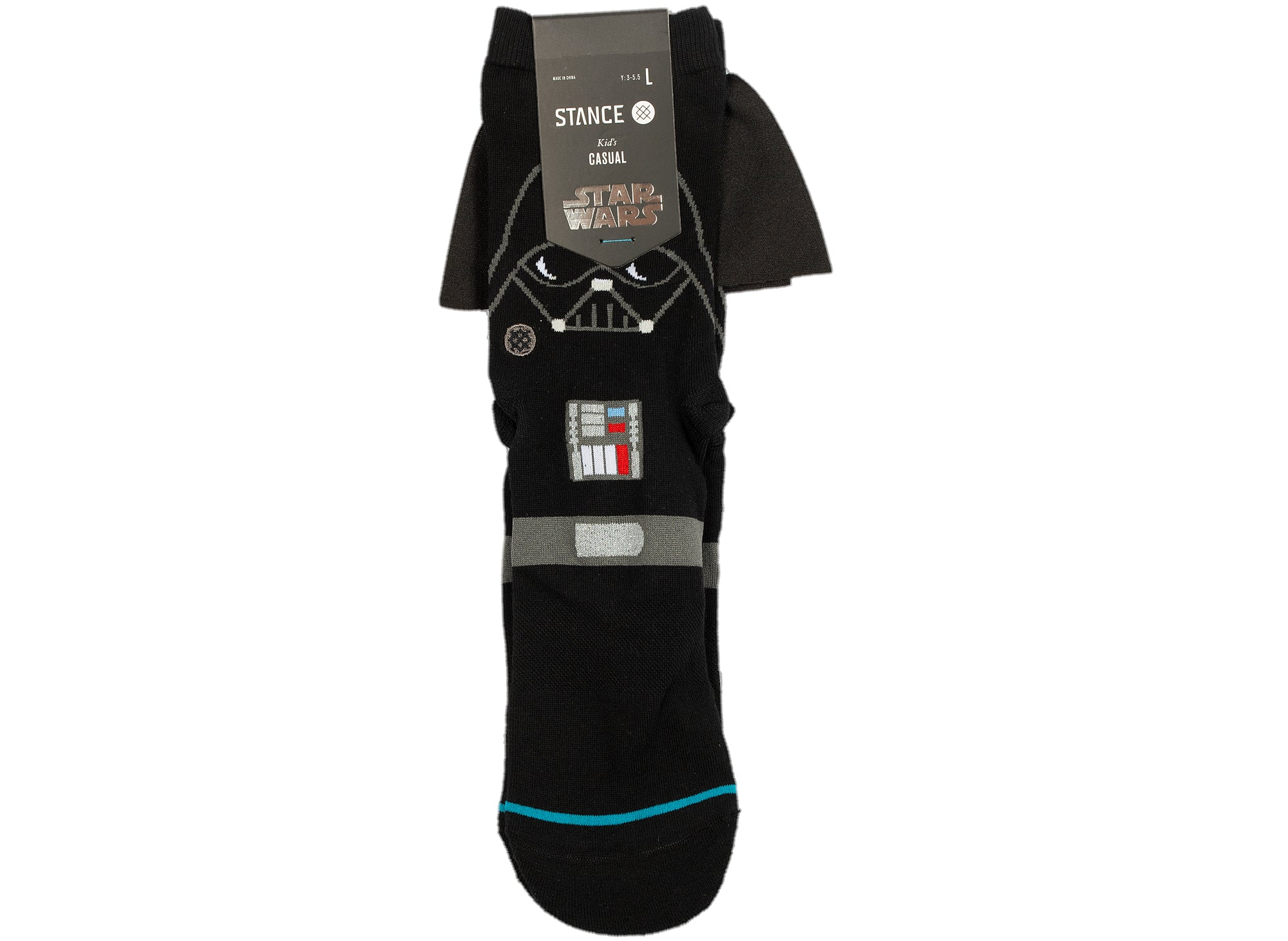 Stance 3D Darth Socks xld