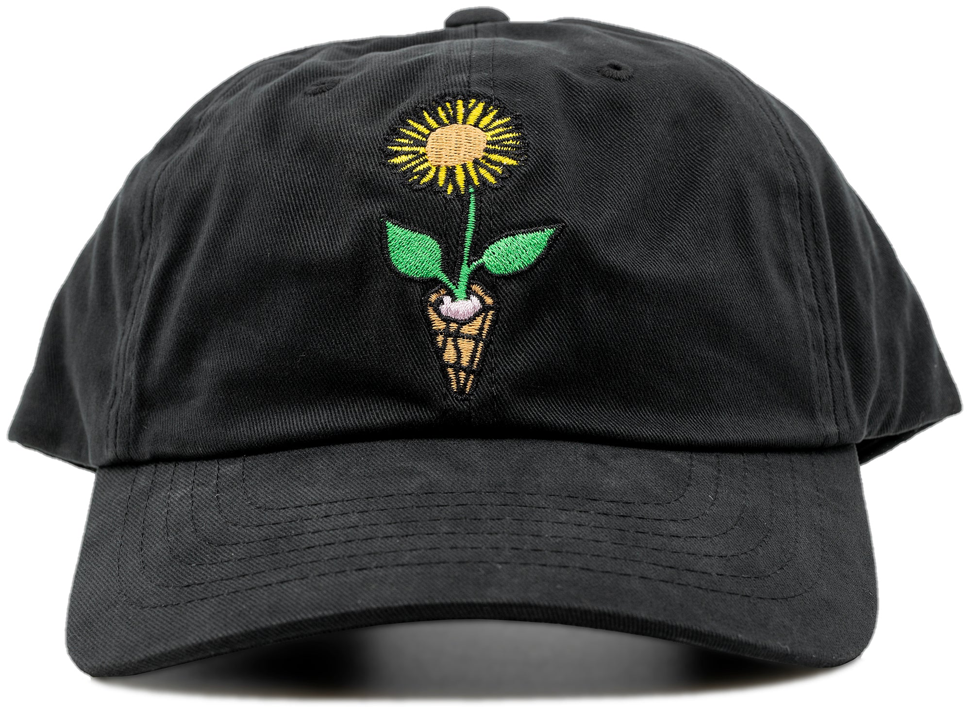 Ice Cream Plant Based Dad Hat xld