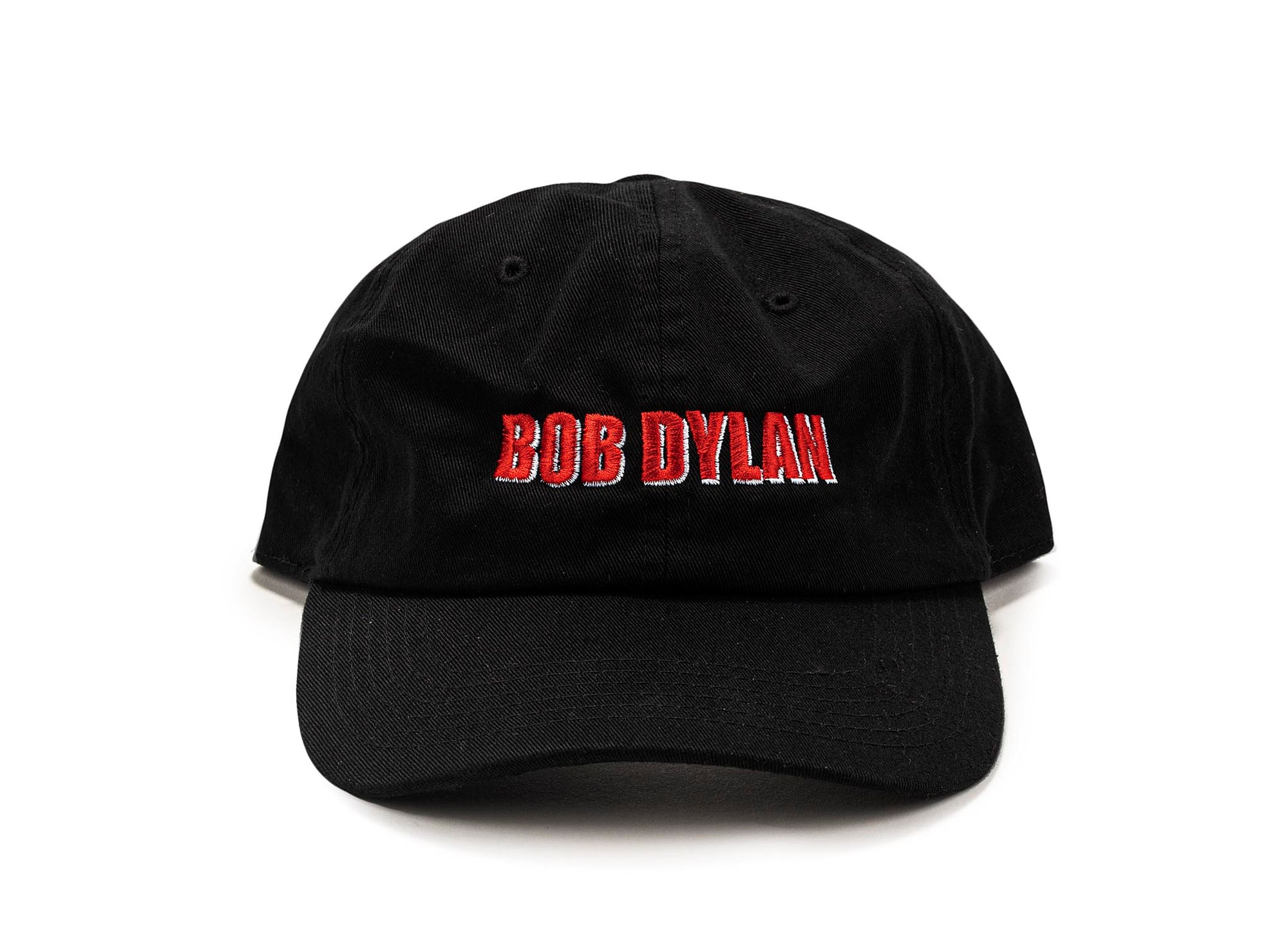 Pleasures Bob Dylan Polo Cap 'Black'