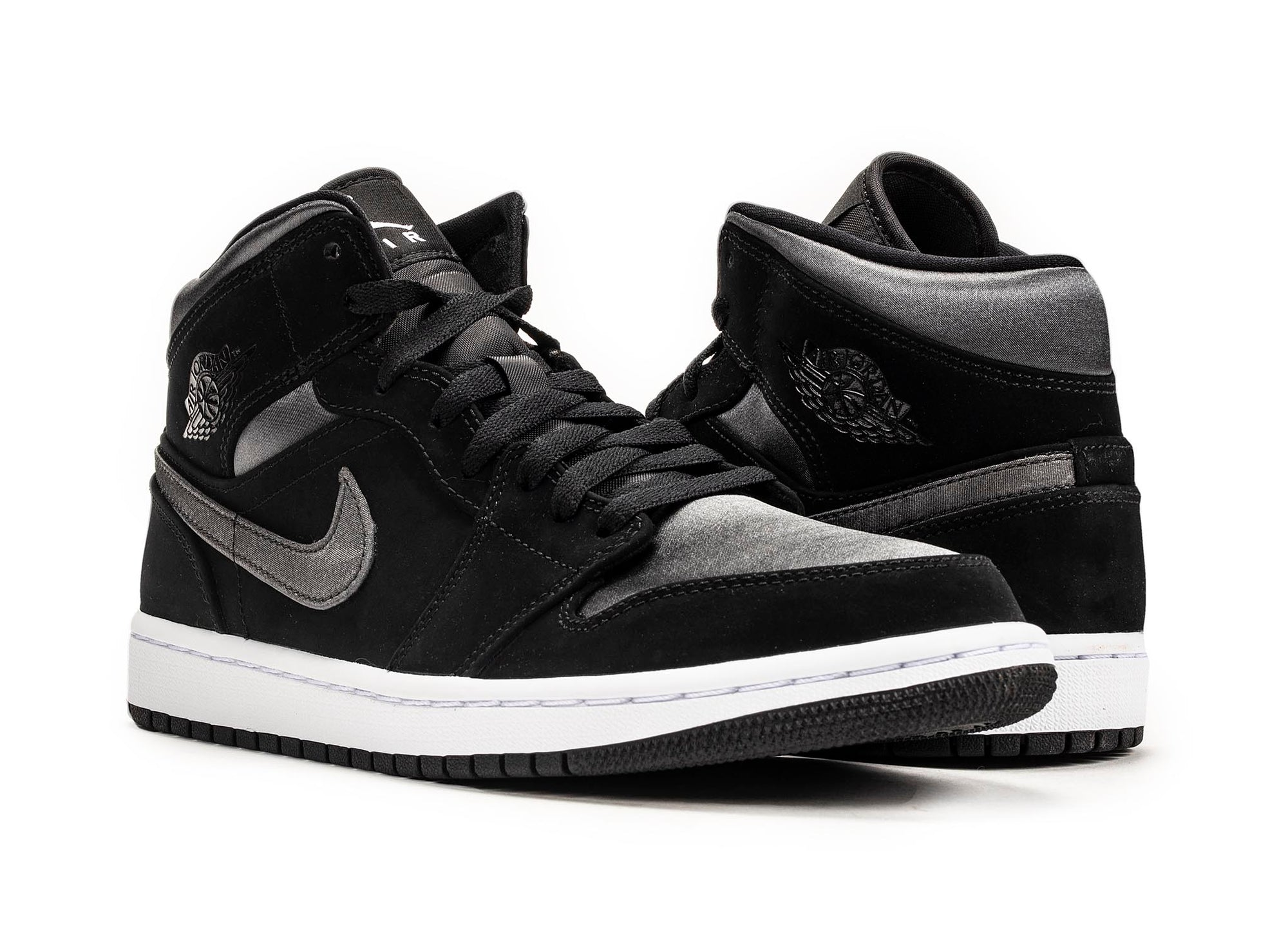 sale retailer 8de32 456db Air Jordan 1 Mid SE 'Anthracite'