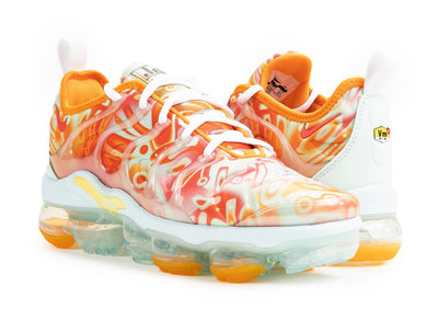 Women's Nike Vapormax Plus QS 'Dip Dyed Orange Peel'