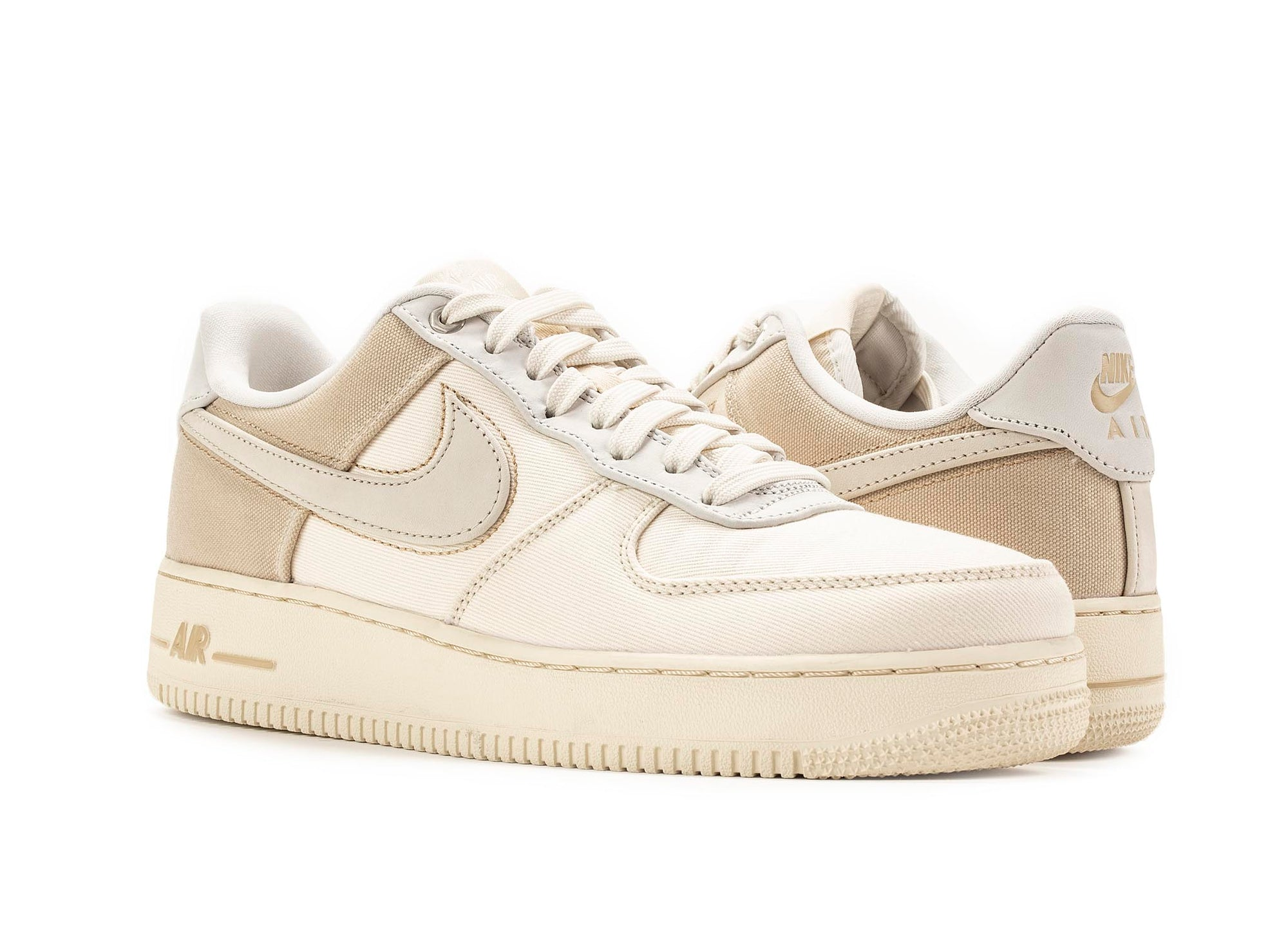 grand choix de 357bb f3834 Nike Air Force 1 '07 Premium 'Pale Ivory'