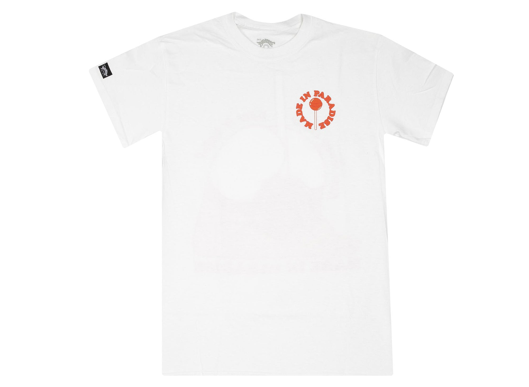MADE IN PARADISE SUCKER T-SHIRT