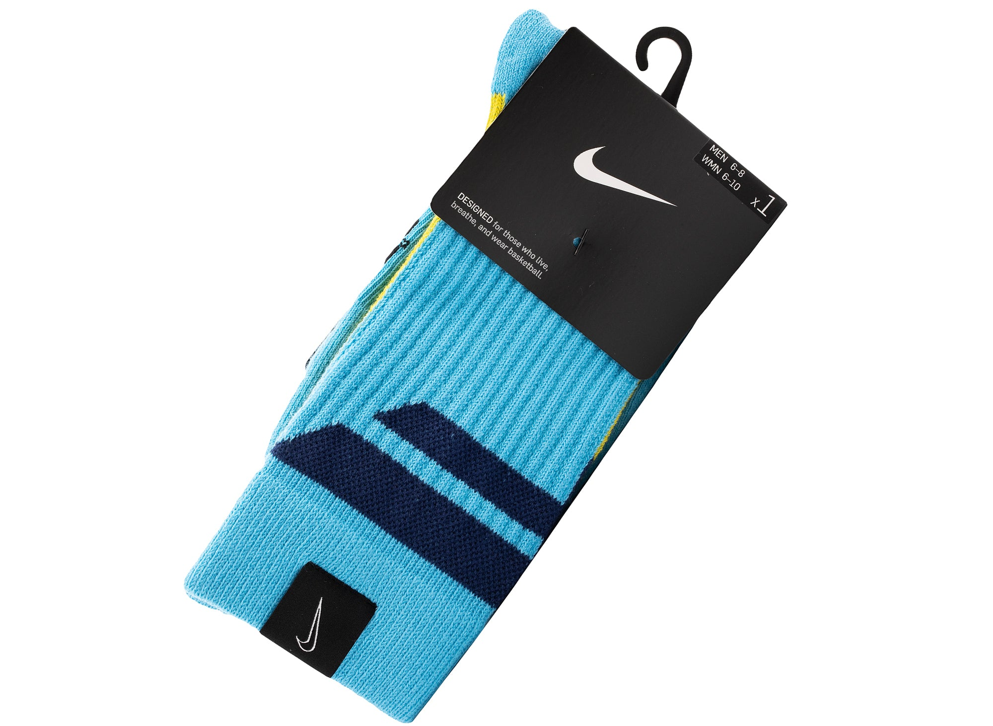 Nike SNKR Crew City Sox in Blue