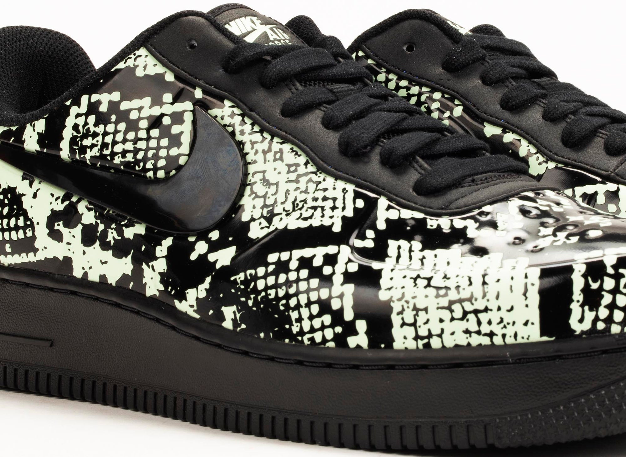 the best attitude 3c25c f1687 Nike Air Force 1 Foamposite Pro Cup 'Glow Snakeskin'