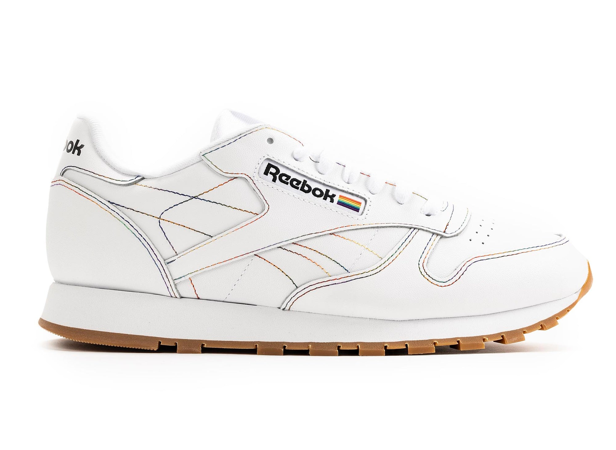 Reebok Classic Leather Pride Shoes 'White'