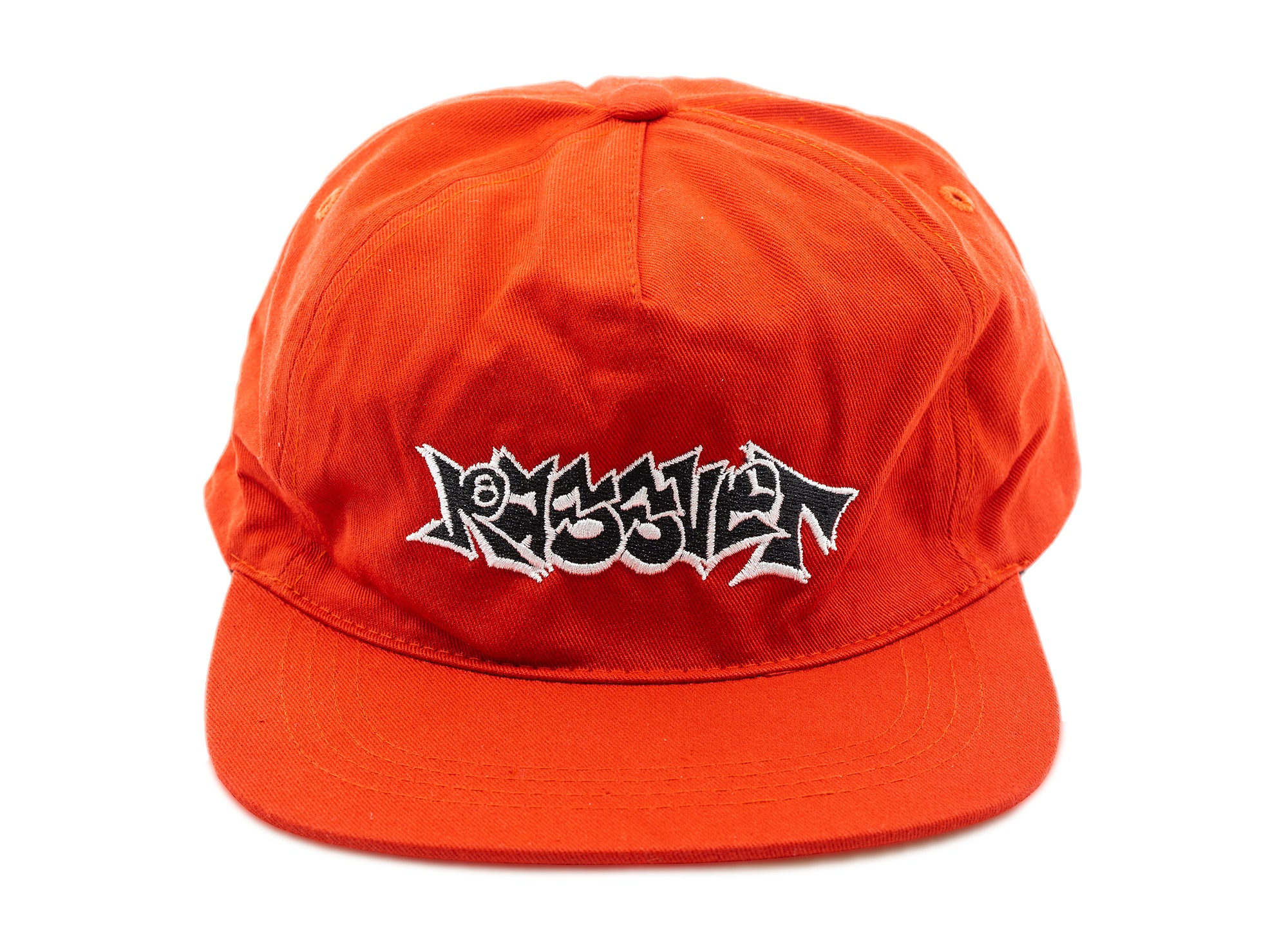 Rassvet (PACCBET) Embroidered Logo Cap in Red