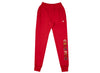 Champion Reverse Weave Old English Jogger Sweatpants 'Team Red Scarlet'