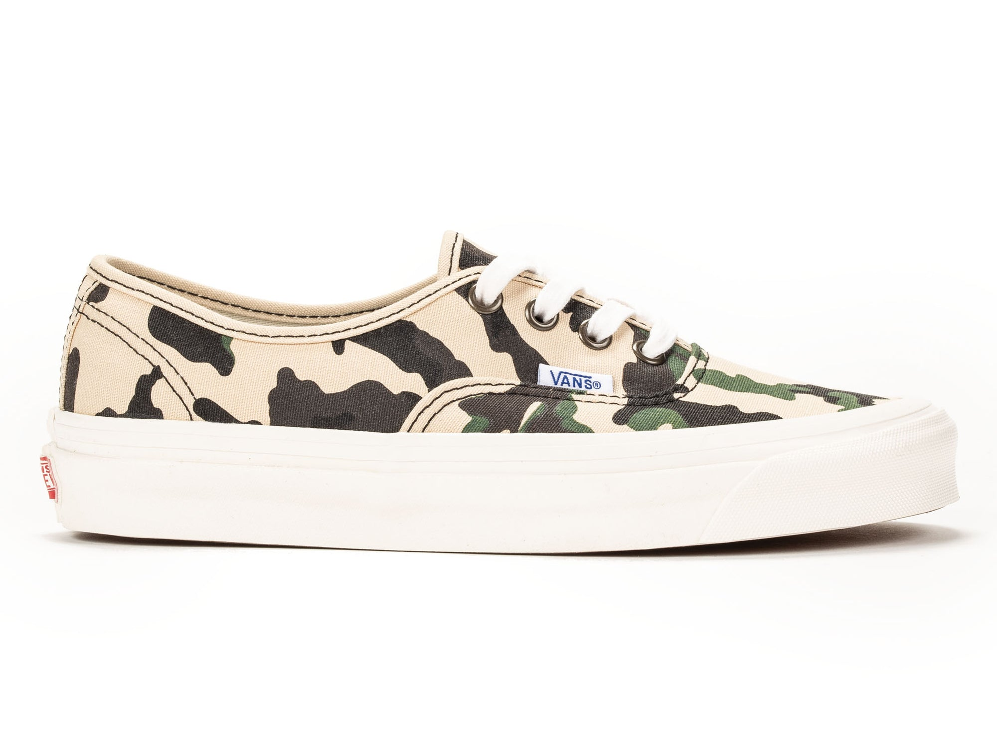 VANS UA AUTHENTIC 44 DX ANAHEIM FACTORY - OG Camo
