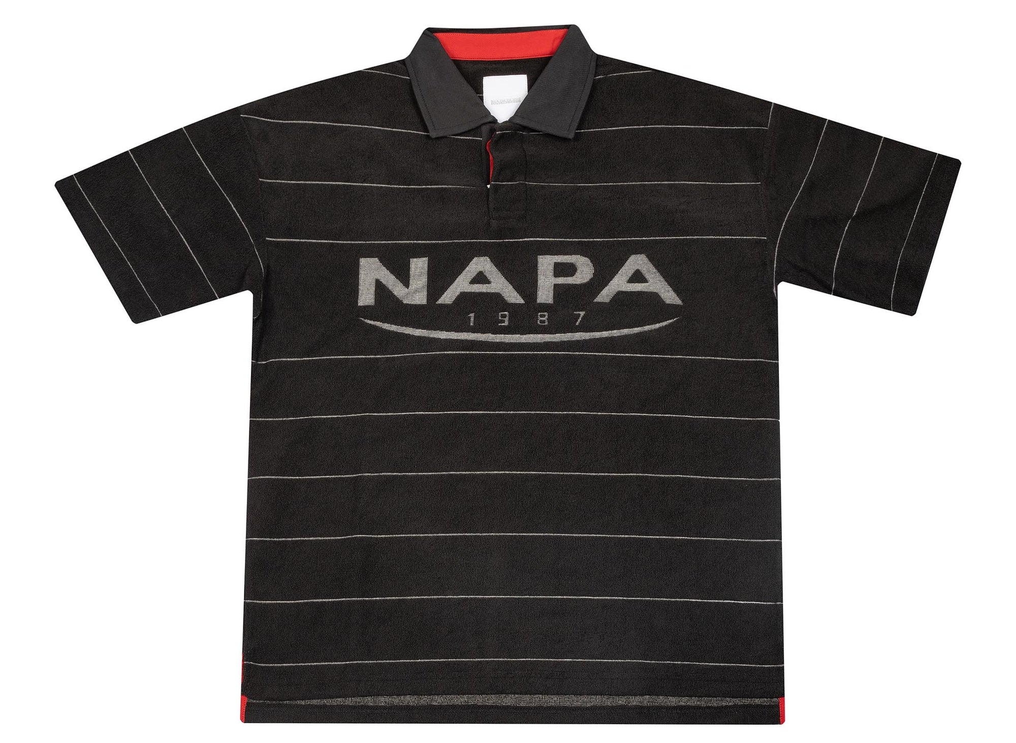Napa by Martine Rose ORRES Short Sleeve Polo Tee