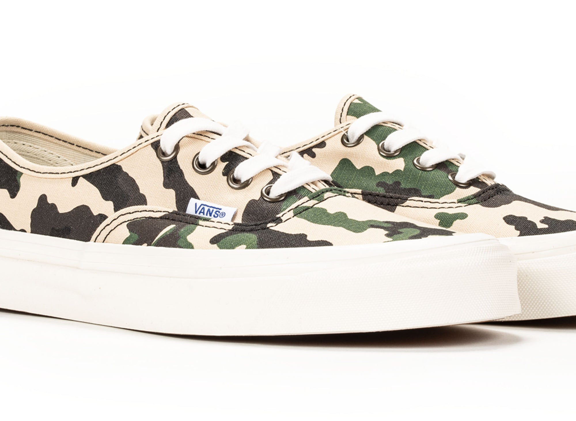 370c89e9cc513 VANS UA AUTHENTIC 44 DX ANAHEIM FACTORY - OG Camo - Oneness Boutique