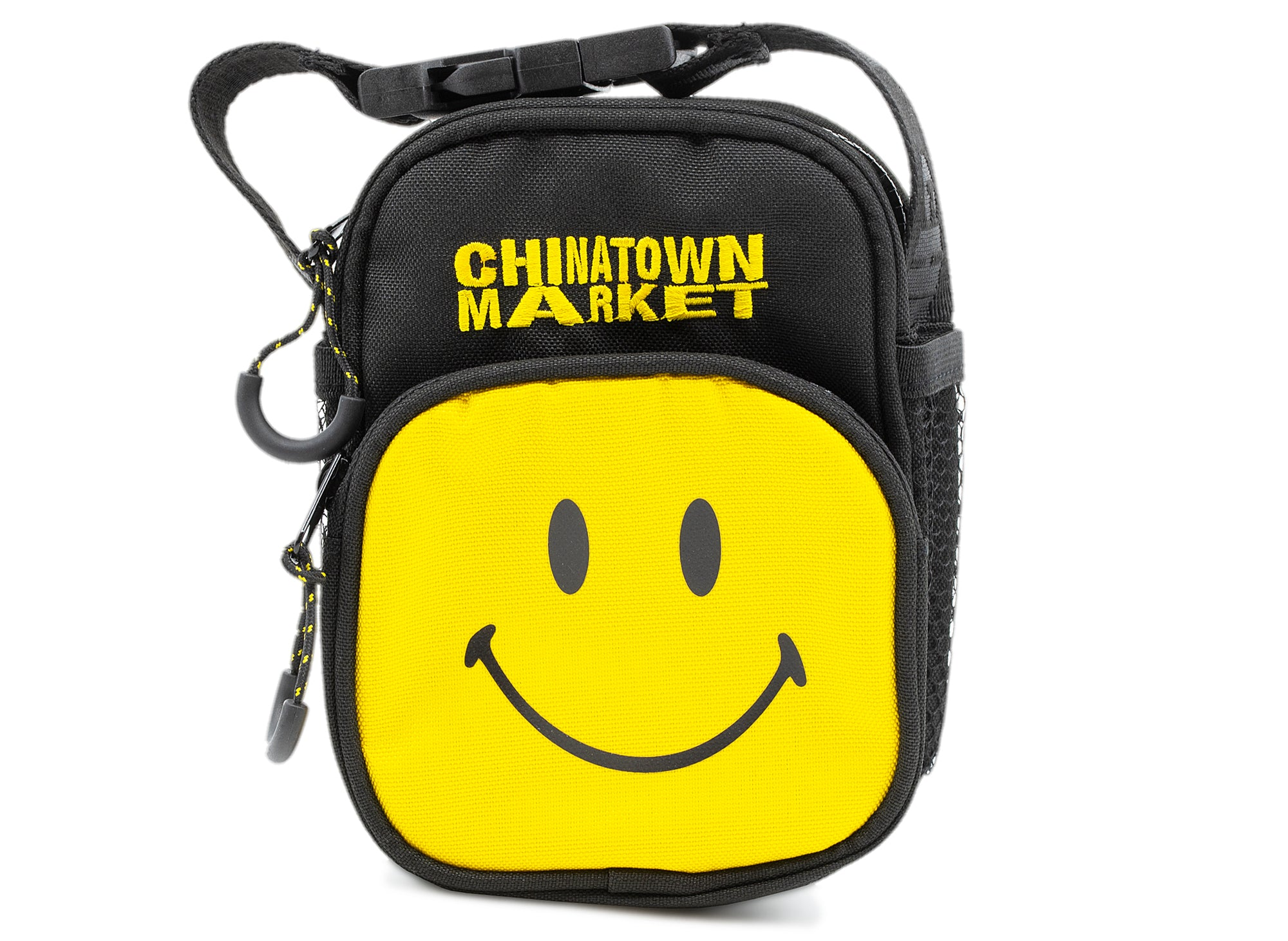 Chinatown Market Smiley Side Bag xld