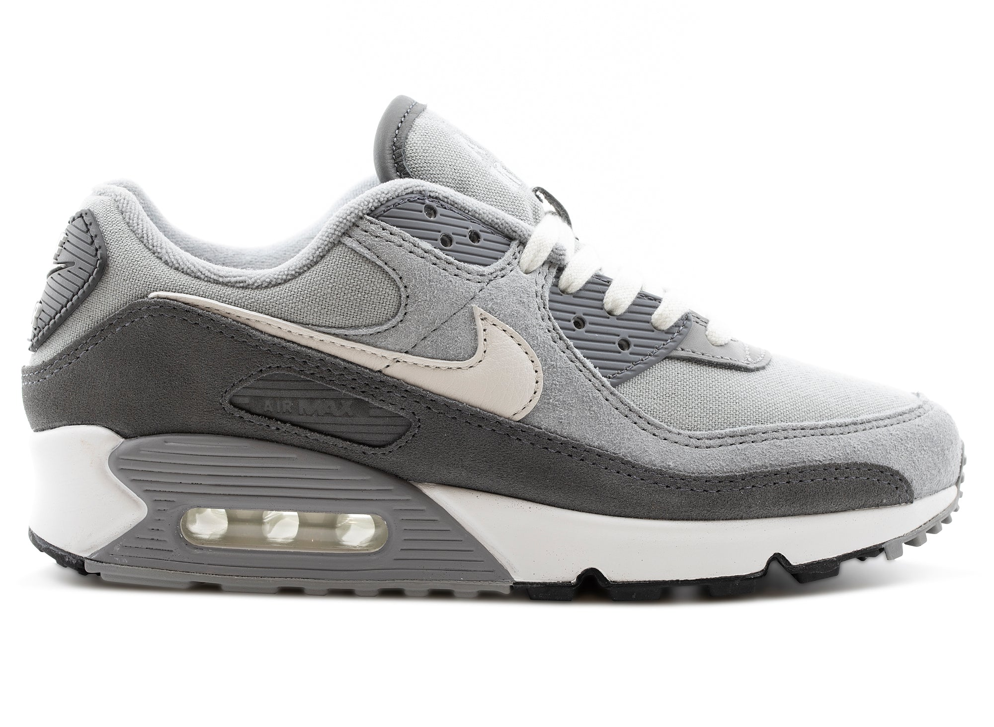 Nike Air Max 90 PRM 'Light Smoke Grey' xld