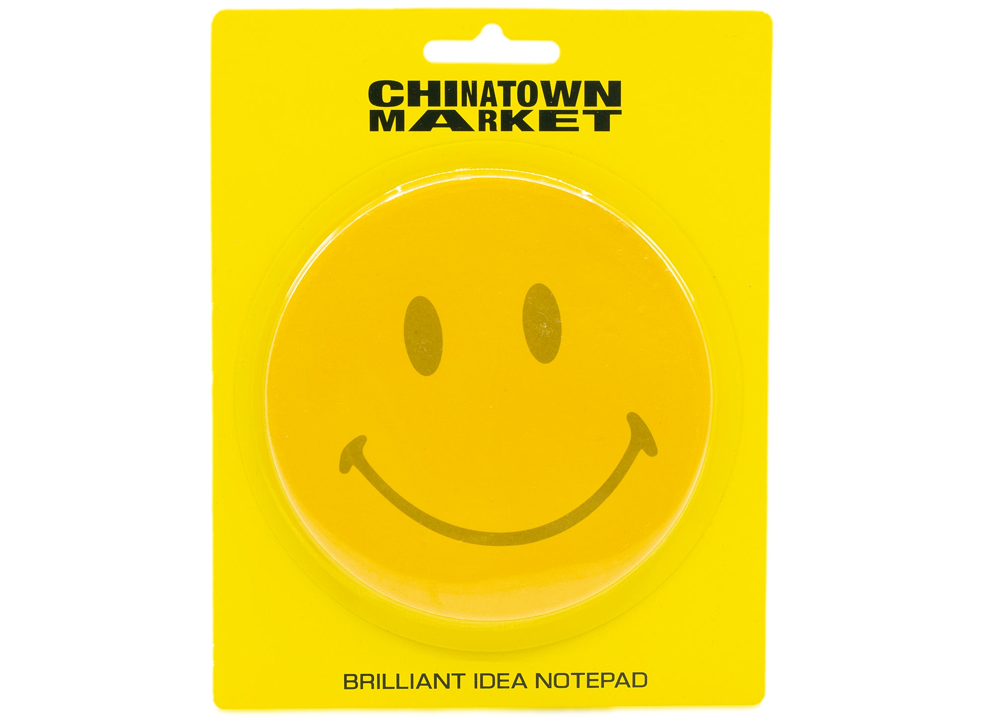 Chinatown Market Smiley Post It Note Pad xld