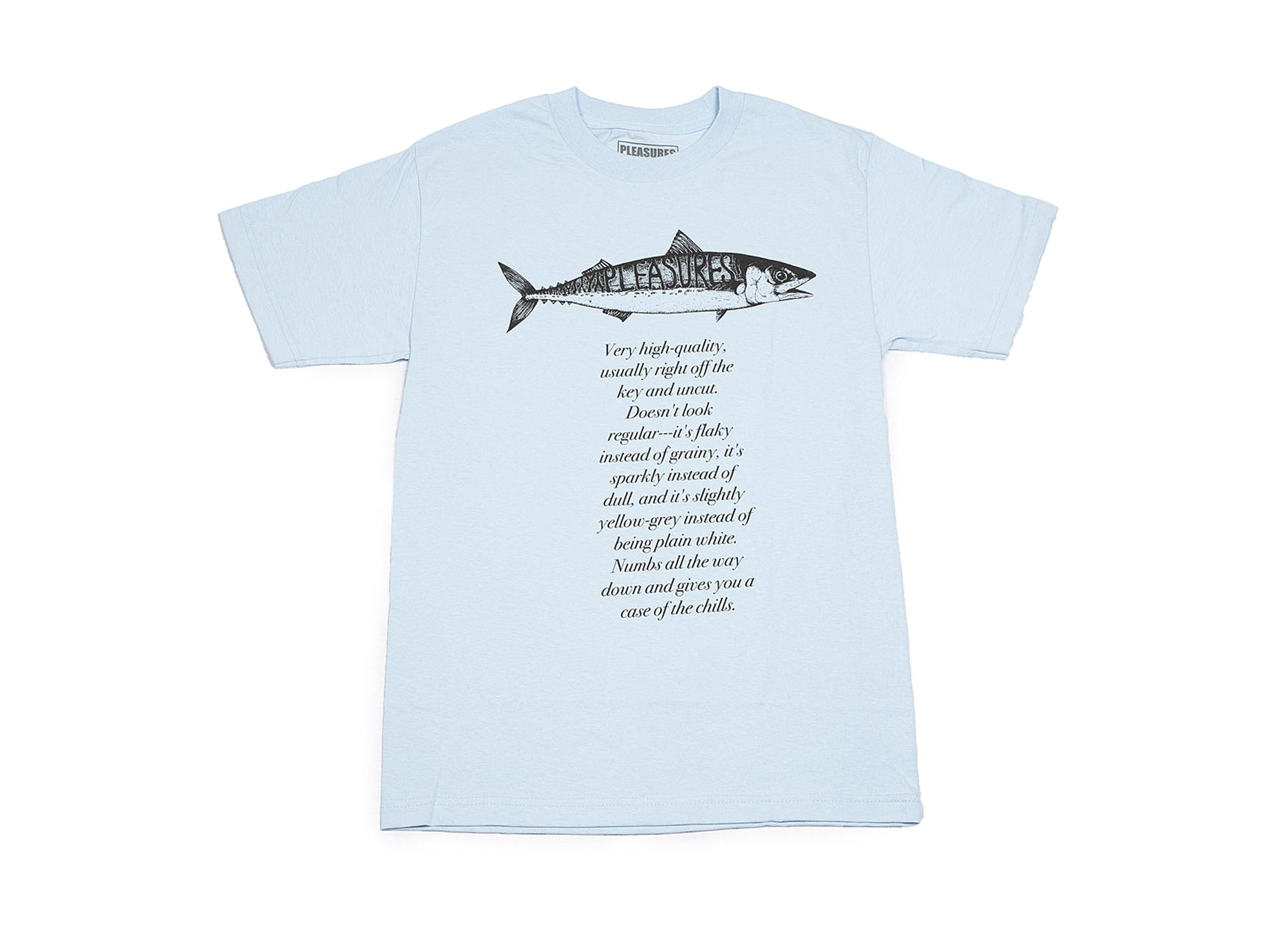 PLEASURES CATCH TEE SHIRT