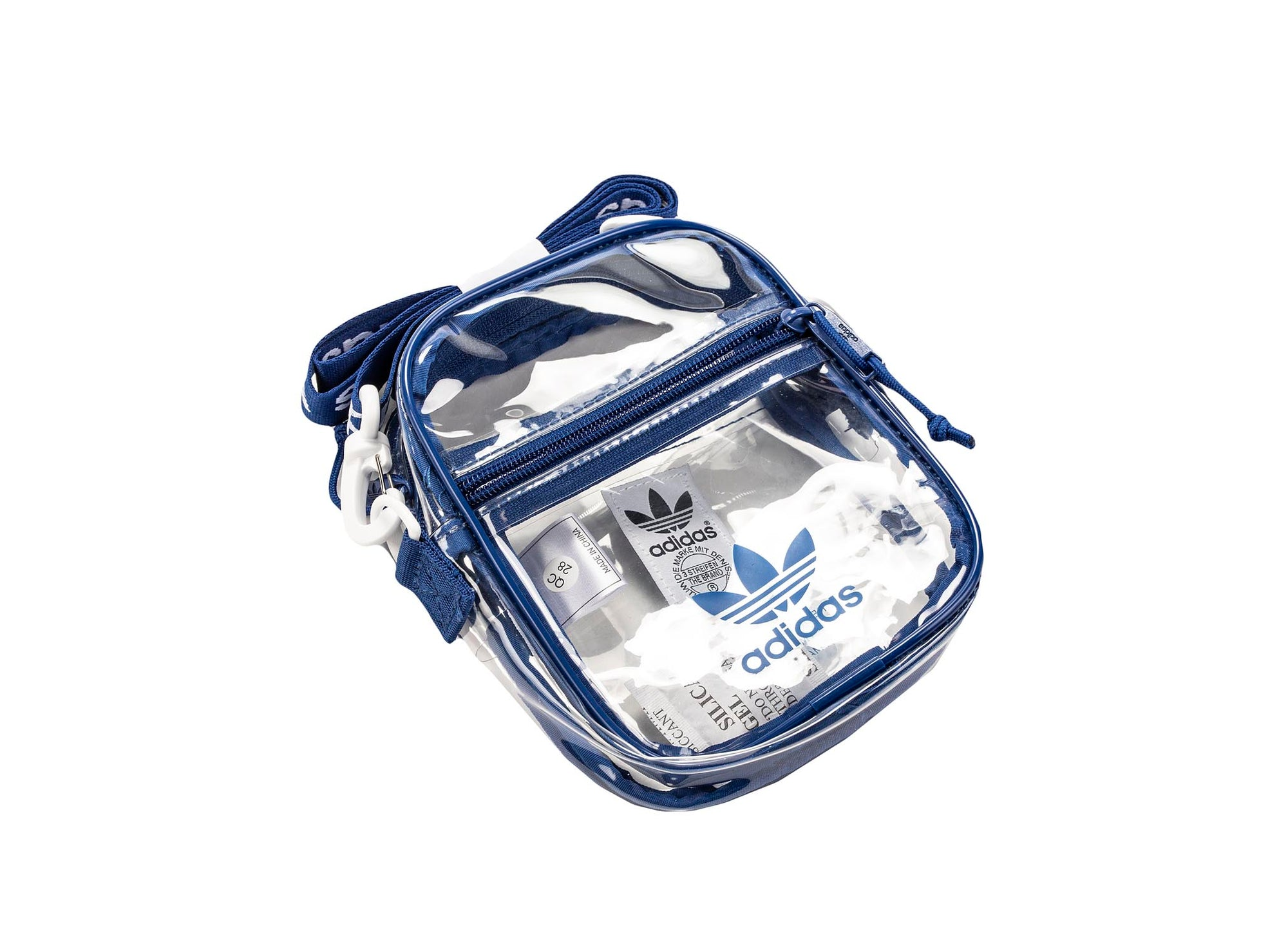 Adidas Festival Crossbody Bag 'Translucent'