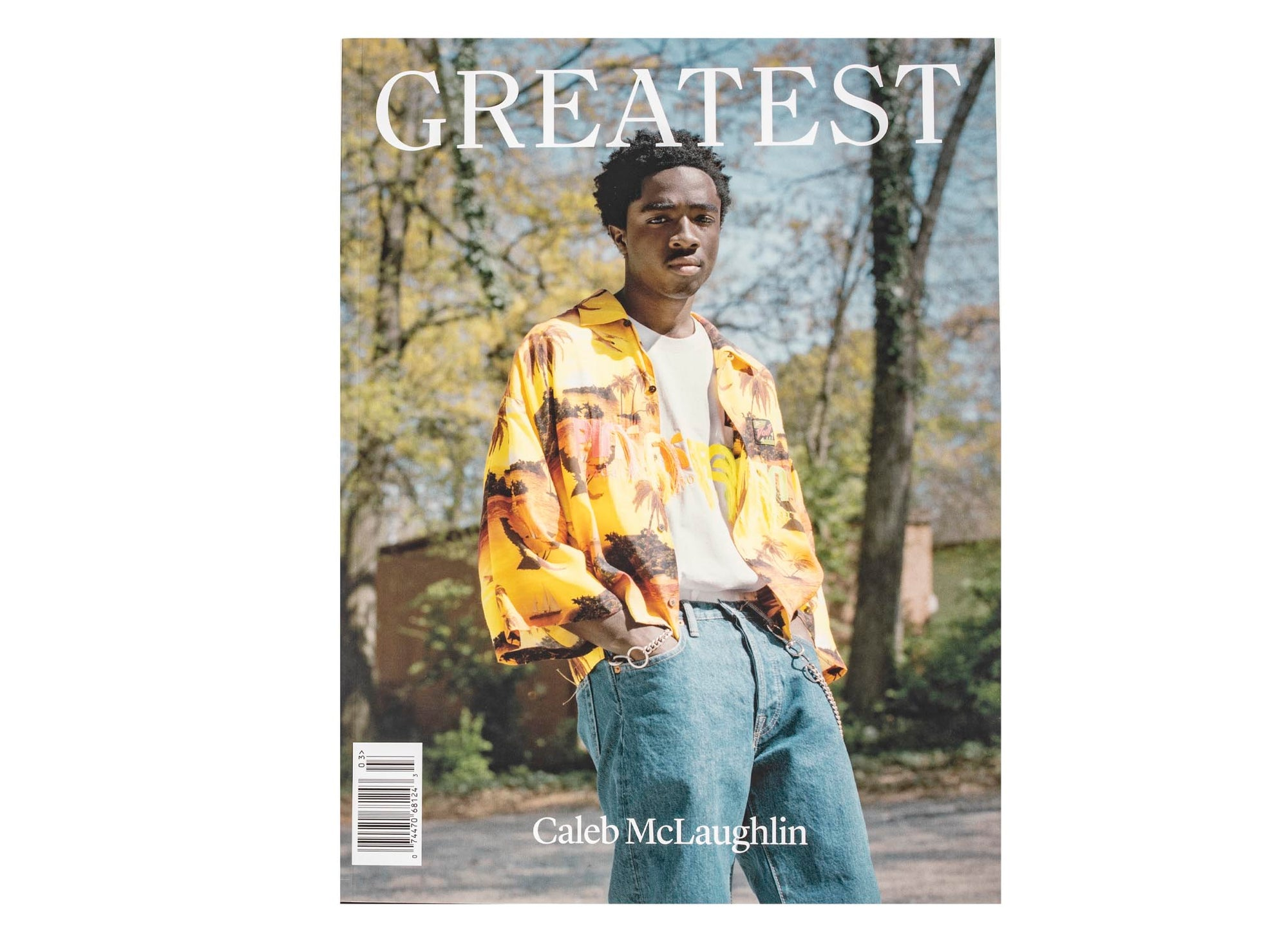 GOAT Greatest Magazine Issue 003 summer 19