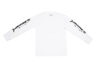 PLEASURES CATCH LONG SLEEVE TEE SHIRT