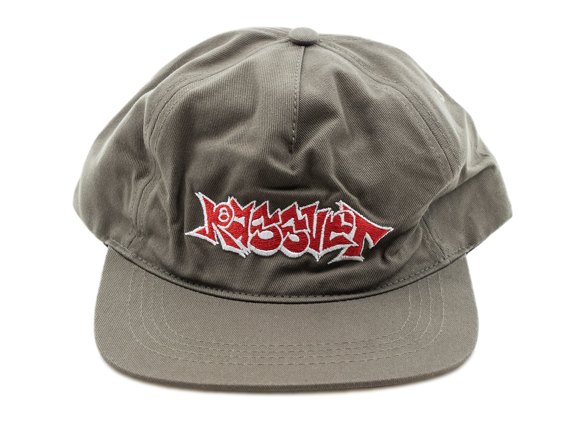 Rassvet (PACCBET) Embroidered Logo Cap in Grey