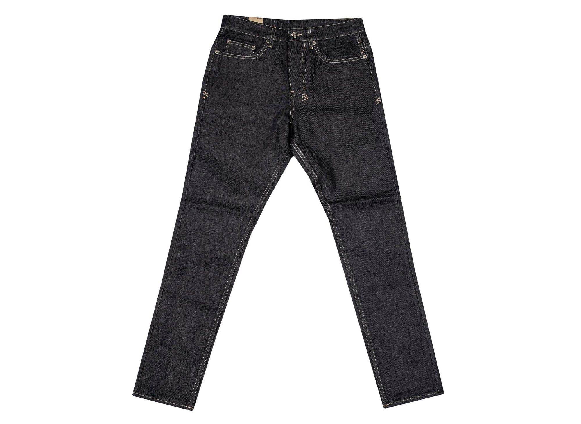KSUBI WOLF GANG PURE BLUE DENIM