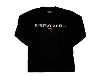 PLEASURES HIGHWAY LONG SLEEVE
