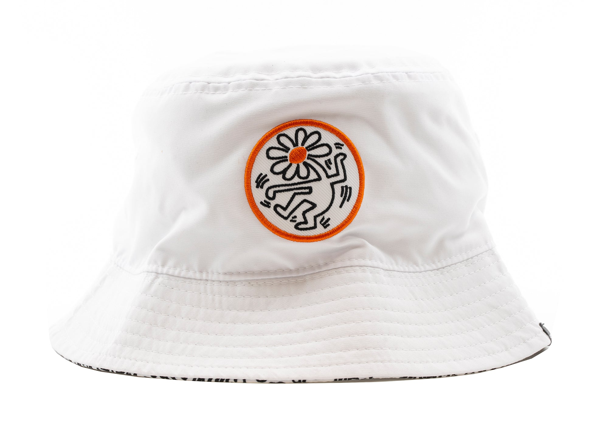 Converse x Keith Haring Reversible Bucket Hat xld