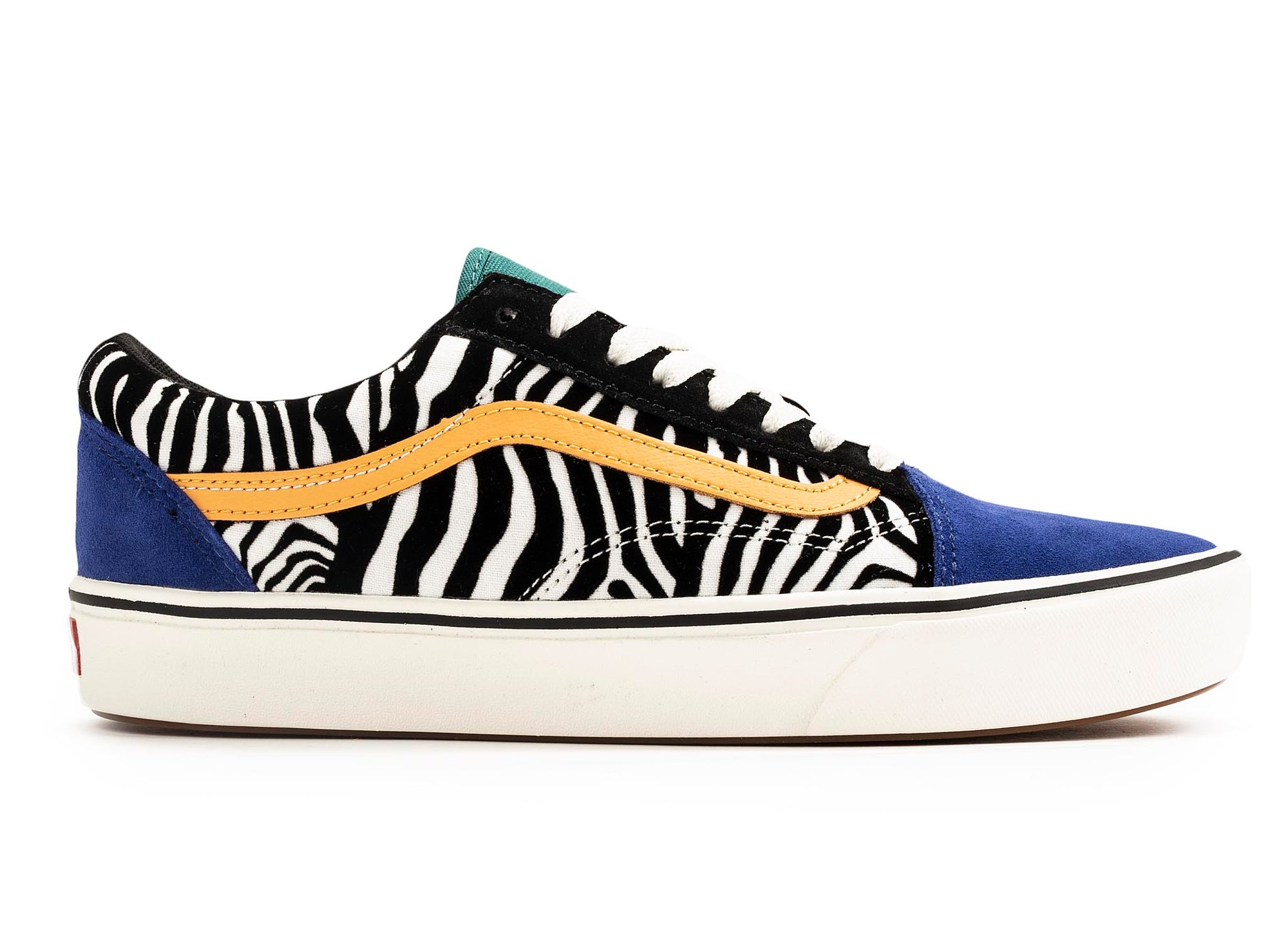 Vans ComfyCush Old Skool 'Zebra'