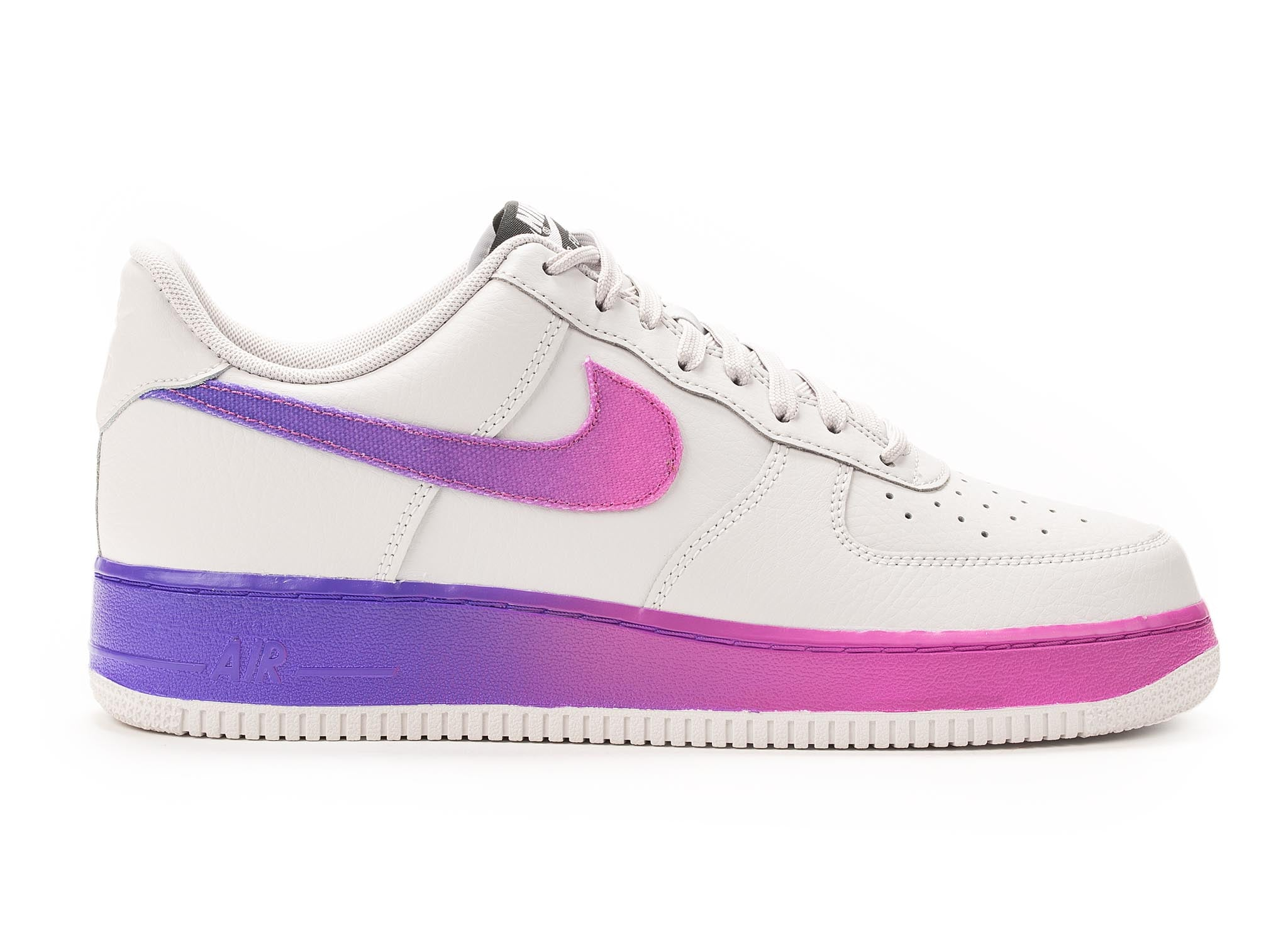 Nike Air Force 1 '07 LV8 Vast GreyHyper Grape