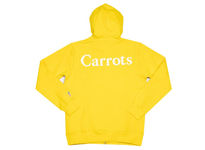 CARROTS C PATCH ZUP UP HOODIE
