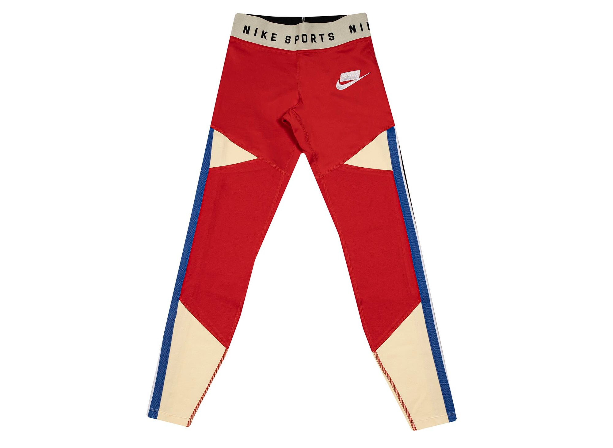 provide plenty of professional design detailed pictures Nike Sportswear Leggings NSW 'Red'
