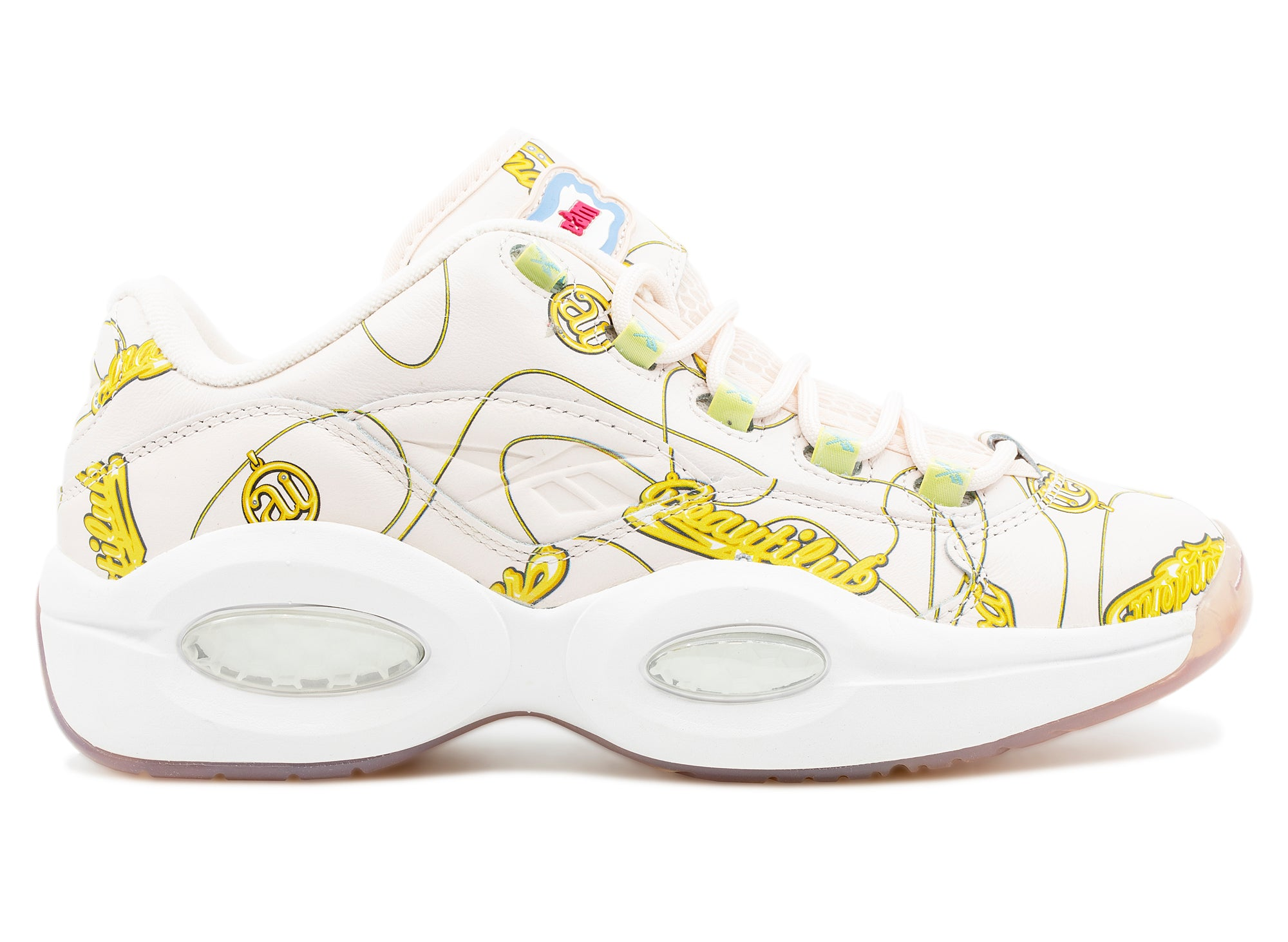 Reebok x Ice Cream Question Low 'Name Chains' xld