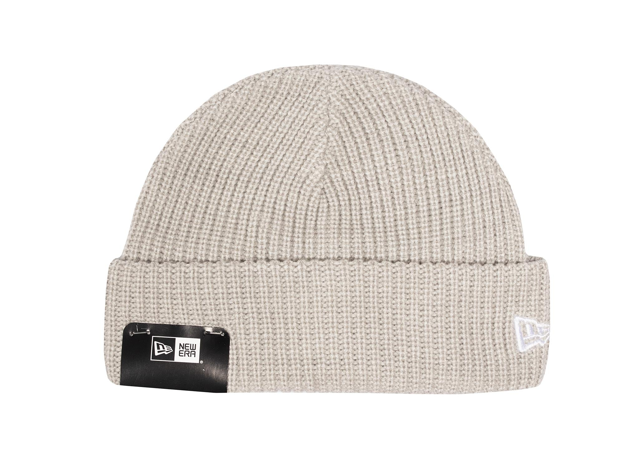 New Era Cuff Knit Beanie 'Light Beige'