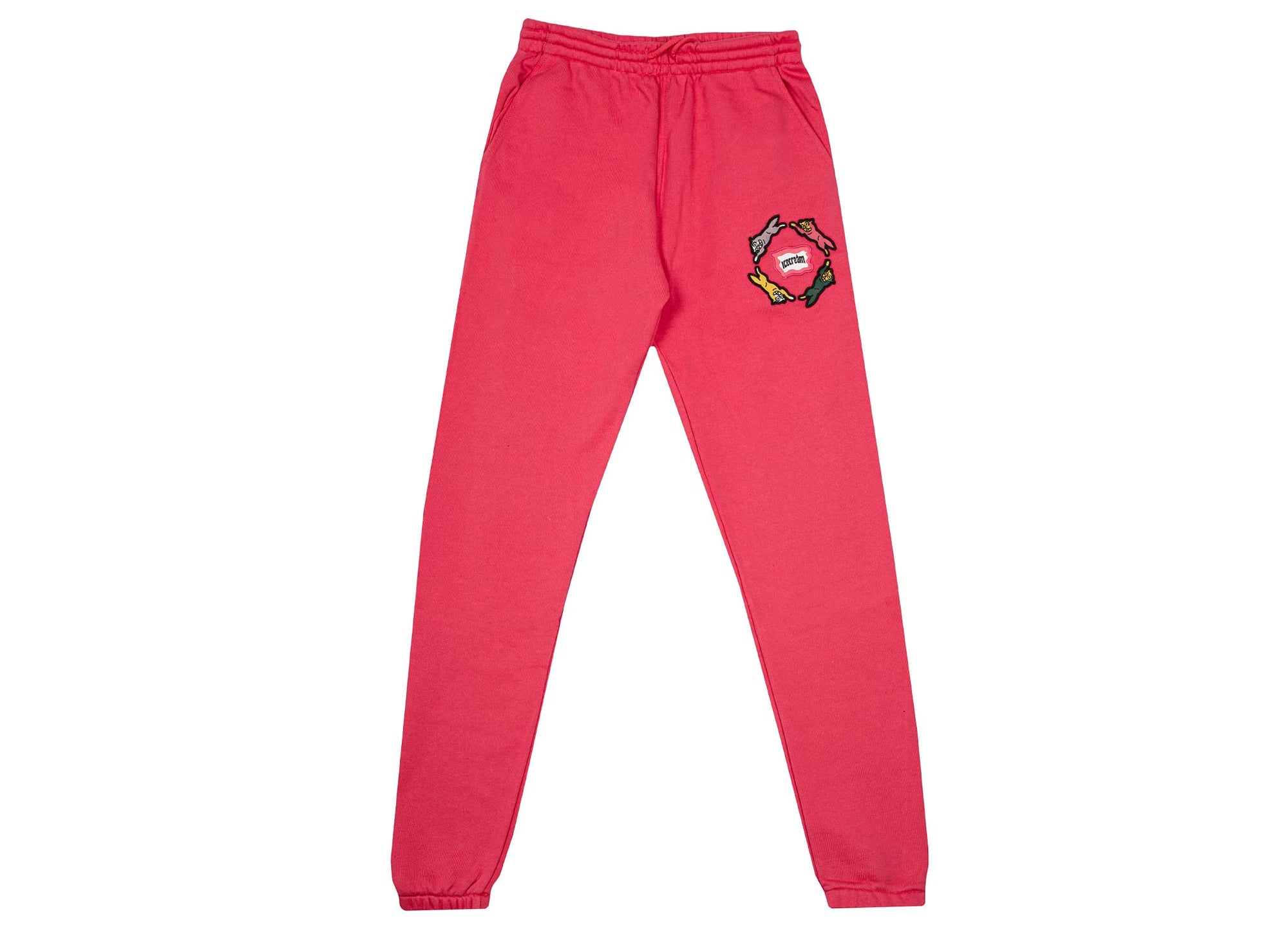 ICE CREAM Olson Pant 'Raspberry'