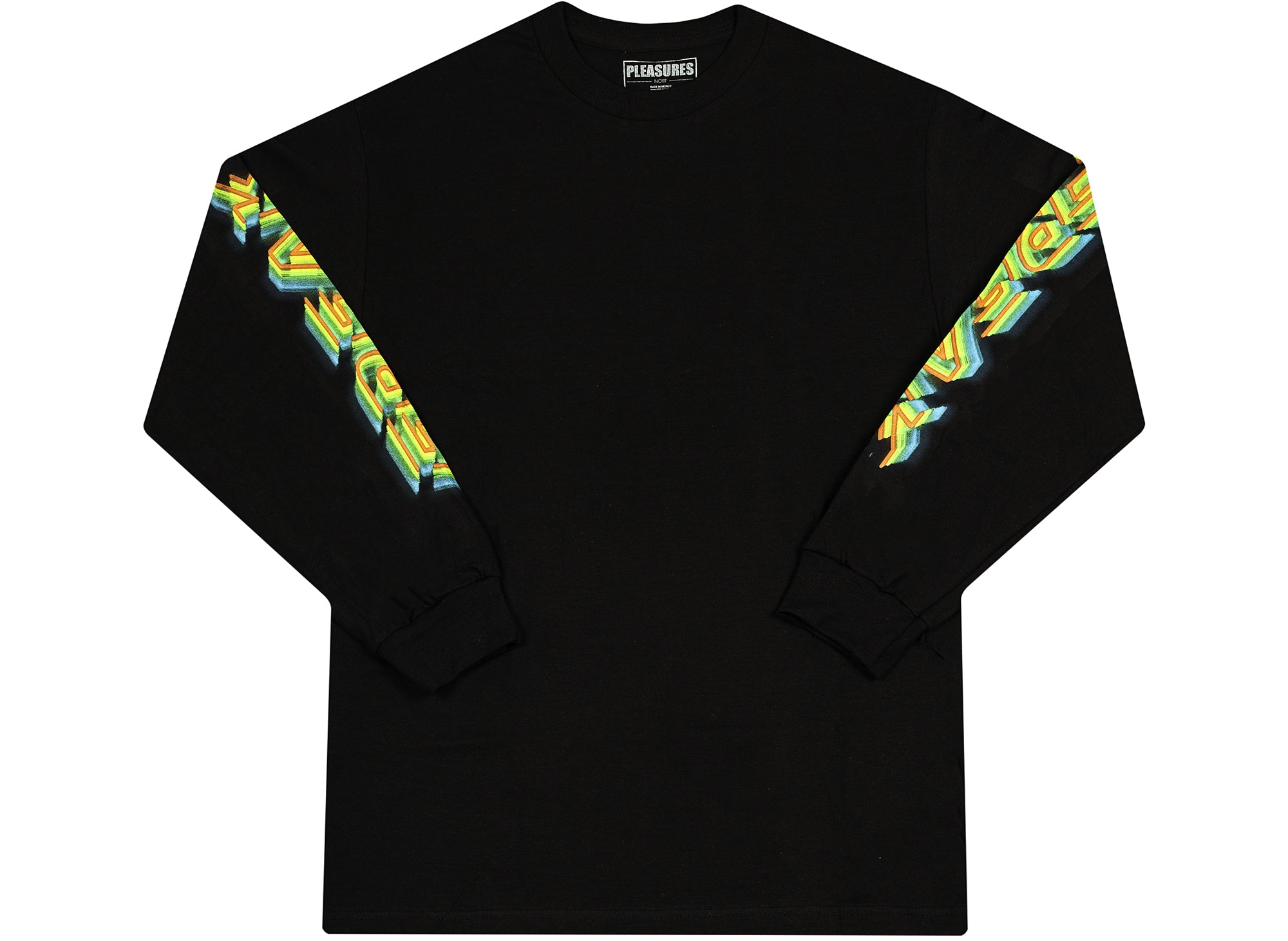 Pleasures Freak Long Sleeve T-Shirt