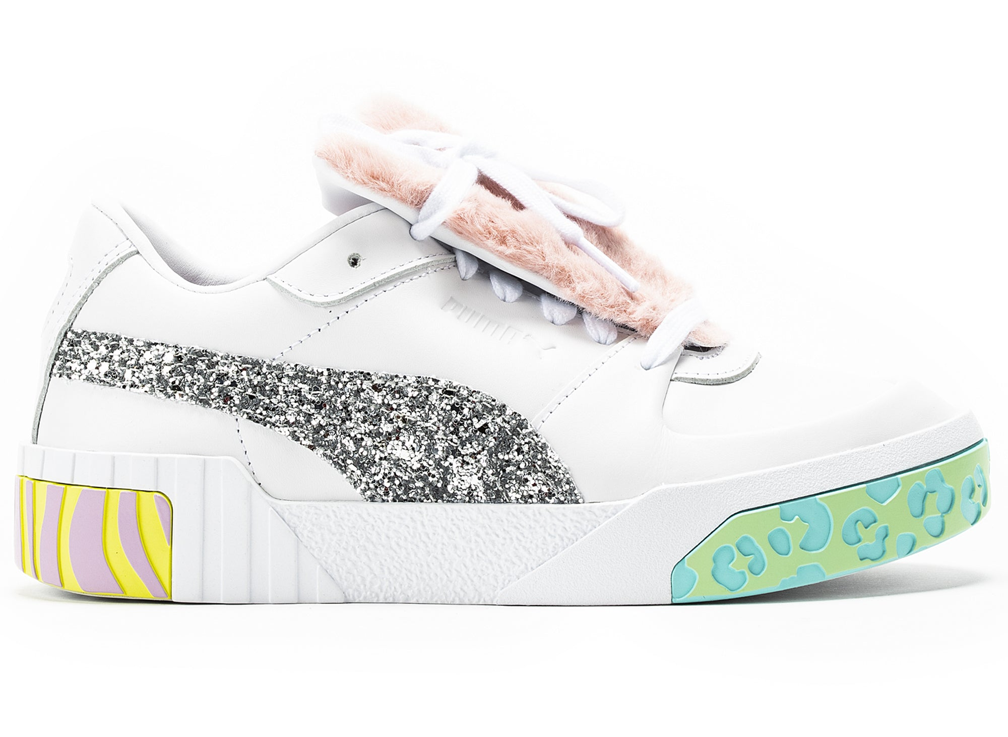 Puma Cali Fur Sophia Webster