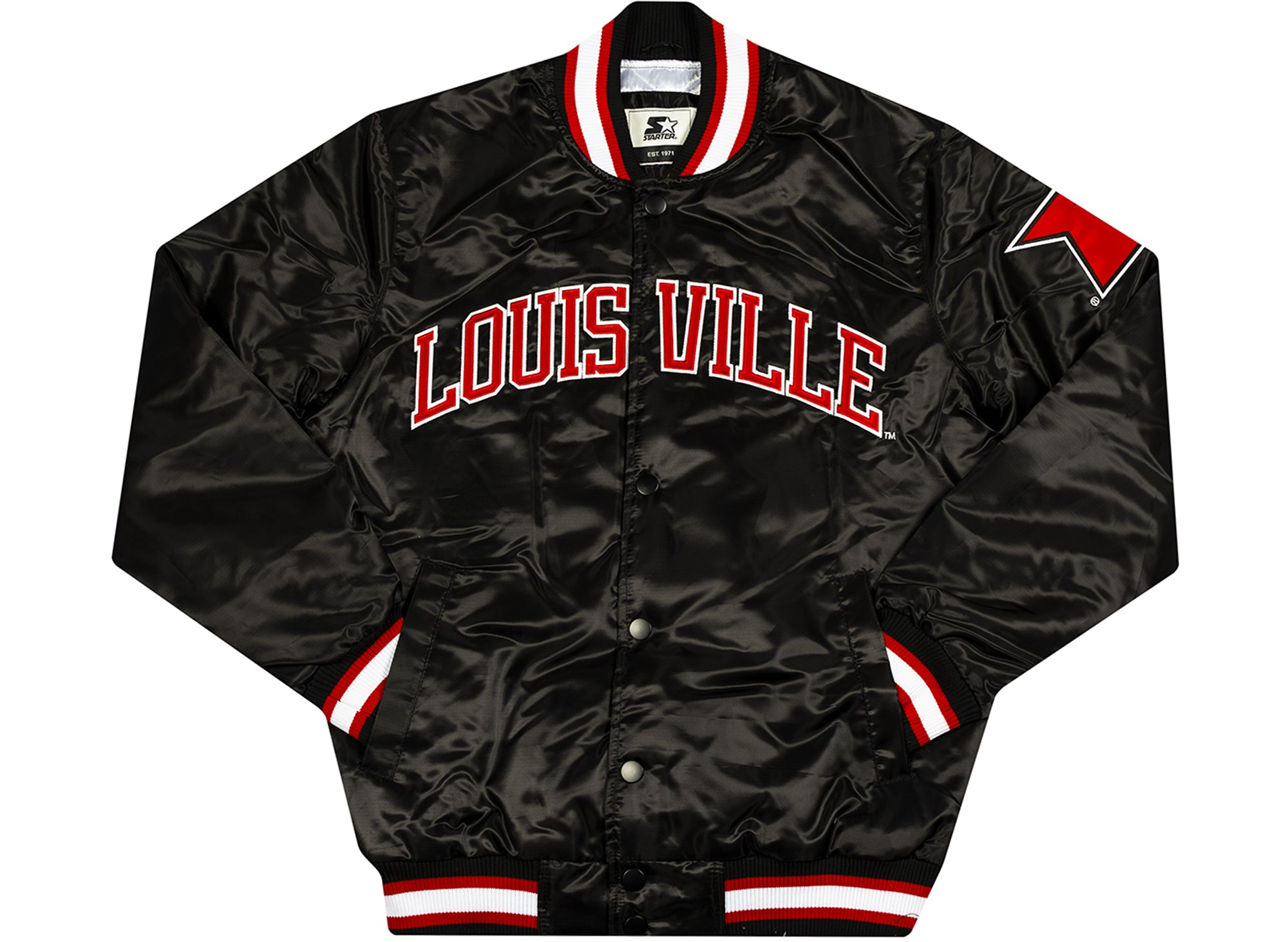 Starter x Oneness University of Louisville Vintage 70's 'Red Rage' Logo Jacket